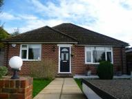 Detached Bungalow in Penny Plain Hatch Lane...