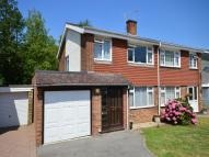 3 bed semi detached house in The Knole, Faversham...