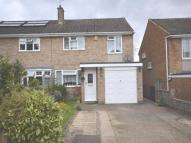 3 bed semi detached house in Hill Brow, Bearsted...