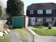 3 bed semi detached home in Minter Close, Densole...