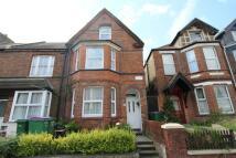 Terraced property in Cheriton Road...