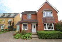 4 bed Detached house for sale in Campbell Road, Hawkinge...