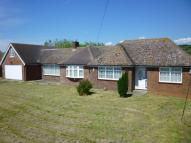 Detached Bungalow for sale in Lower Wall Road, Hythe...