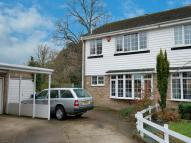 semi detached house in Sanctuary Close...