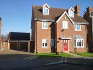 Detached property in Pochard Crescent...