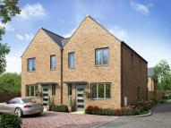 3 bed new house for sale in , Brompton, Gillingham...