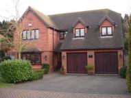 4 bed Detached property for sale in Woodruff Close, Upchurch...