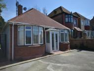 Bungalow in Maidstone Road...