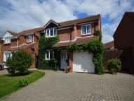4 bed Detached property for sale in Scarlett Close...