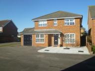 4 bed Detached house in Cardigan Close...