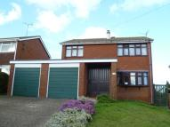 4 bed Detached house in Marsh Crescent...