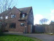 4 bed semi detached home in Bells Lane, Hoo...