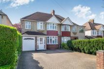 4 bed semi detached house for sale in City Way, Rochester, ME1