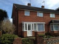 3 bed semi detached property in Nelson Road...