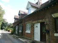 2 bed property in Railway Cottages...