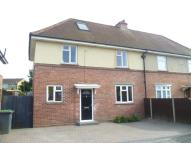 semi detached property in Cross Way, Havant, PO9