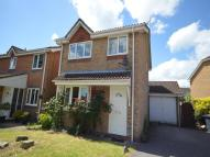 Detached house for sale in Durley Close, Andover...