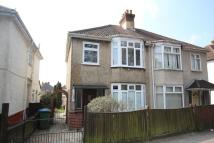 semi detached house for sale in Bursledon Road...