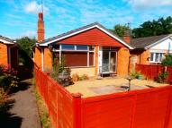 Tern Close Detached Bungalow for sale