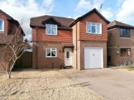 Detached home in Park Close, Marchwood...