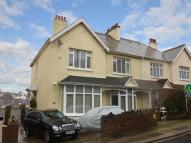 semi detached property in Compton Avenue...