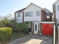 Detached house for sale in Bickleigh Close, Exeter...