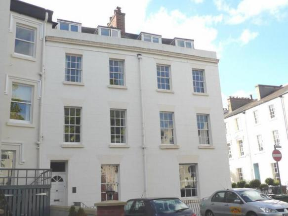 2 bedroom flat for sale in bystock terrace exeter ex4 ex4 for Terrace exeter