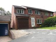 4 bedroom semi detached home in Meadowbrook Close...