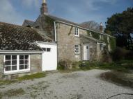Detached house in Penaluna, Paul, Penzance...