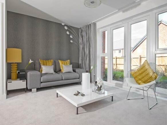 Bedroom House New Build Weston Super Mare