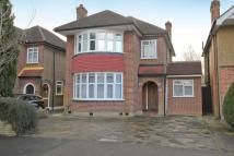 Detached property in Chester Drive...