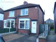 2 bedroom semi detached home in Shakespeare Avenue...