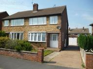 3 bed semi detached home in St Pauls Parade, Scawsby...
