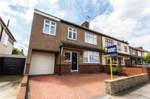 4 bedroom semi detached home in Chieveley Road...