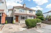 semi detached house in Grosvenor Road...