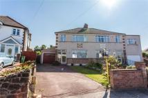 3 bed semi detached property in Oaklands Close...