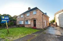 3 bed semi detached home for sale in Faygate Crescent...