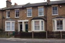 3 bed semi detached house to rent in Palmerston Road...