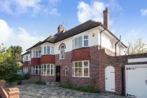 4 bedroom house to rent in Burdett Avenue...