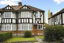 Flat to rent in Aboyne Drive, Raynes Park