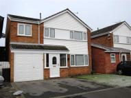Detached property in Mossdale Crescent...
