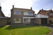 4 bed Detached house in Lutterworth Road...