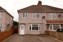 3 bedroom semi detached home to rent in Heath Road, Bedworth...