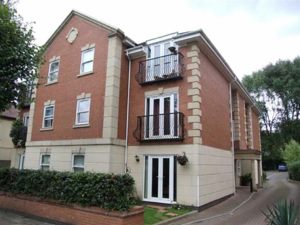 2 Bedroom Flat To Rent In Avon Lodge Manor Park Road Nuneaton
