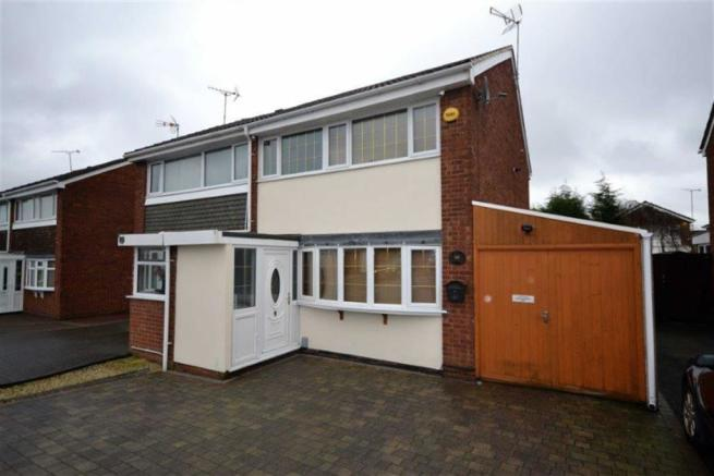 3 bedroom semi-detached house for sale in Fair Isle Drive ...