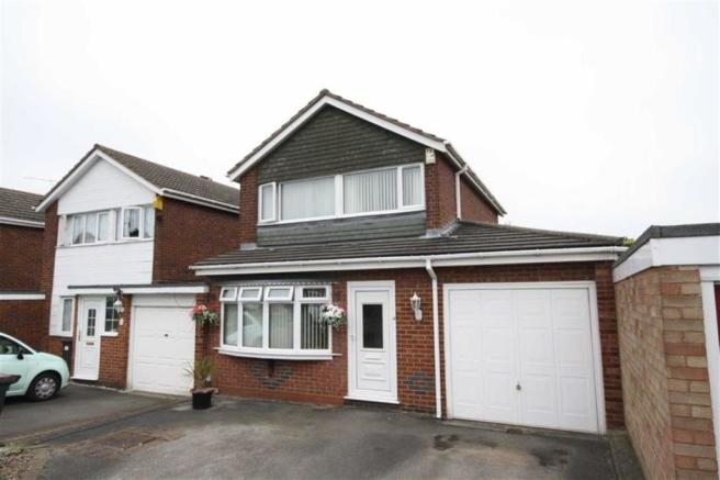 3 bedroom detached house for sale in Fair Isle Drive, Stockingford ...