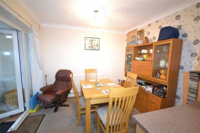 Extended Sitting Room/Utility