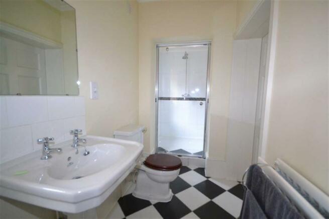 Jack & Jill Shower Room
