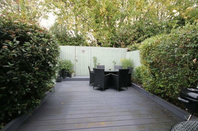 Decked Garden