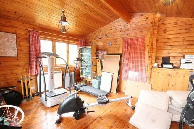 Gym/Cabin